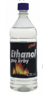 Ethanol do BIO krbů 3 litr