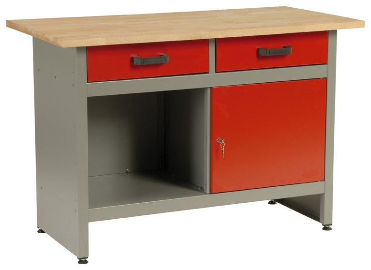 Dílenský stůl 5801 - pracovní stůl do dílny, ponk
