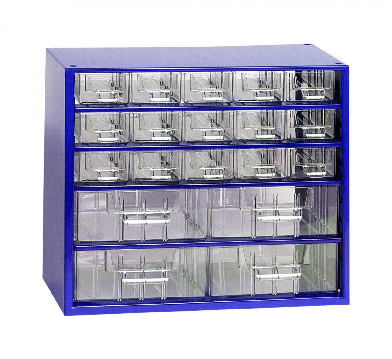 Box na nářadí MINI - 15xA, 4xB - 6763
