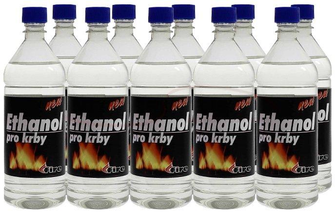 Ethanol do BIO krbů 10 litrů