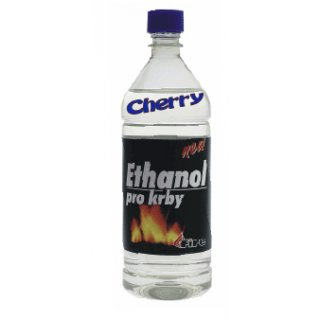 Ethanol do BIO krbů 1 litr - cherry